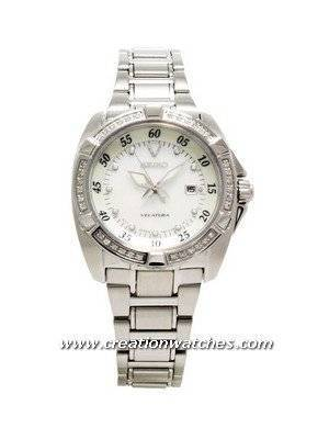 Seiko Velatura Ladies Diamond  SXDA19P1 SXDA19 with 36 diamonds
