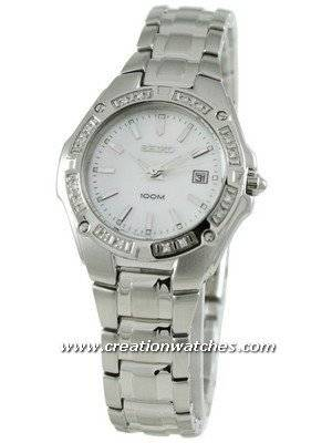 Seiko Ladies Diamond SXDB51P1 SXDB51P SXDB51 Watch