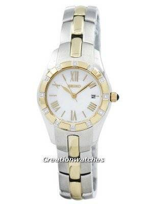 Seiko Ladies Diamond SXDB54P1 SXDB54P SXDB54 Watch