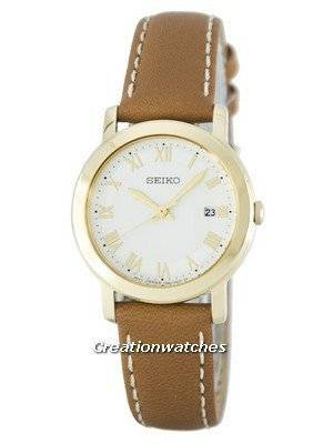 Seiko Quartz SXDB98 SXDB98P1 SXDB98P Women's Watch