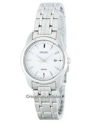 Seiko Quartz 100M SXDE61 SXDE61P1 SXDE61P Women's Watch