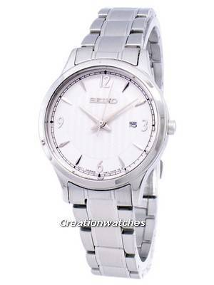 Seiko Quartz SXDG93 SXDG93P1 SXDG93P Women's Watch