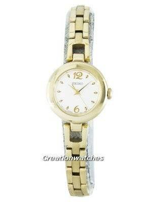 Seiko Quartz SXGN80 SXGN80P1 SXGN80P Women's Watch