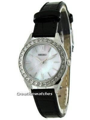 Seiko Women's Quartz Swarovski SXGP27 SXGP27P2 SXGP27P Women's Watch