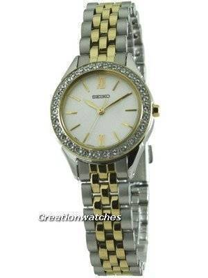 Seiko Women's Quartz Swarovski SXGP28 SXGP28P1 SXGP28P Women's Watch