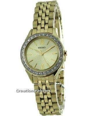Seiko Women's Quartz Swarovski SXGP30 SXGP30P1 SXGP30P Women's Watch