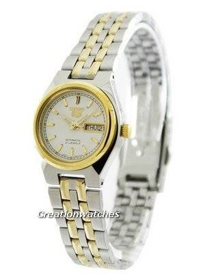 Seiko 5 Automatic 21 Jewels SYM796 SYM796K1 SYM796K Women's Watch