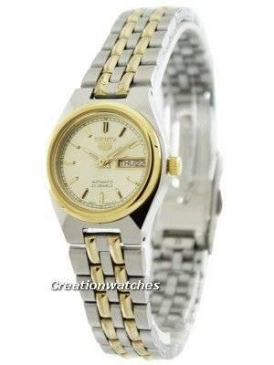 Seiko 5 Automatic 21 Jewels SYM798 SYM798K1 SYM798K Women's Watch