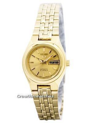 Seiko 5 Automatic 21 Jewels SYMA04 SYMA04K1 SYMA04K Women's Watch
