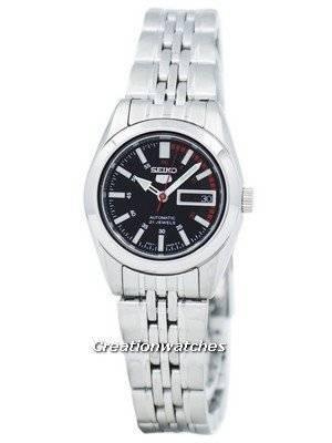 Seiko 5 Automatic 21 Jewels SYMA43 SYMA43K1 SYMA43K Women's Watch