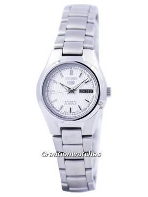 Seiko 5 Automatic 21 Jewels SYMC07 SYMC07K1 SYMC07K Women's Watch