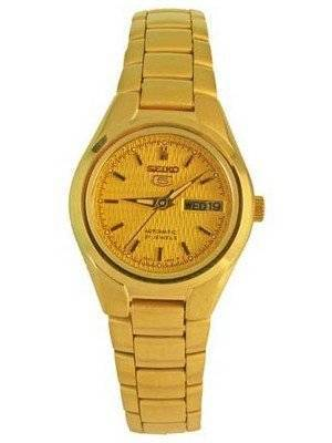 Seiko 5 Automatic SYMC18K1 SYMC18 SYMC18K Women's Watch