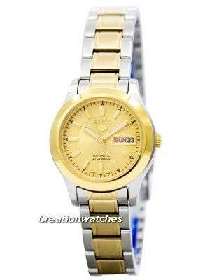 Seiko 5 Automatic 21 Jewels SYMD92 SYMD92K1 SYMD92K Women's Watch