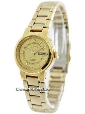 Seiko 5 Automatic 21 Jewels SYME58 SYME58K1 SYME58K Women's Watch