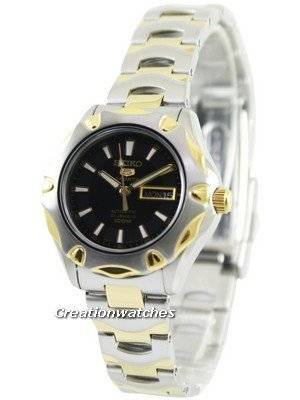 Seiko 5 Sports Automatic 21 Jewels 100M SYMJ48K1 SYMJ48K Women's Watch
