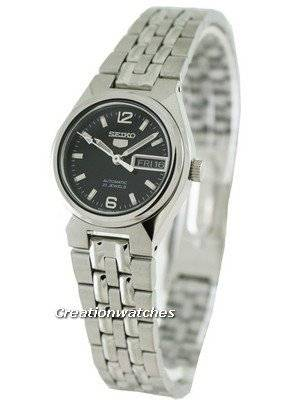 Seiko Womens 5 Automatic SYMK33 SYMK33K1 SYMK33K Women's Watch