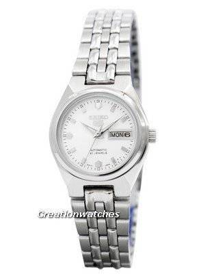 Seiko 5 Automatic 21 Jewels SYMK39 SYMK39K1 SYMK39K Women's Watch