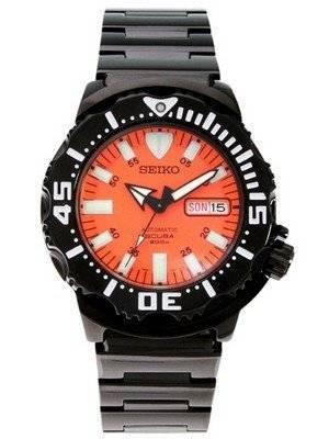 Seiko Automatic Diver's SZEN001 Orange Monster Men's Watch