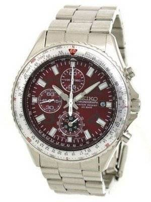 Seiko Chronograph Pilot's SZER001 Men's Watch