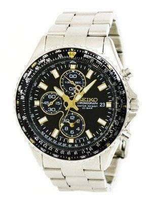 Seiko Chronograph Pilot's SZER006 Men's Watch