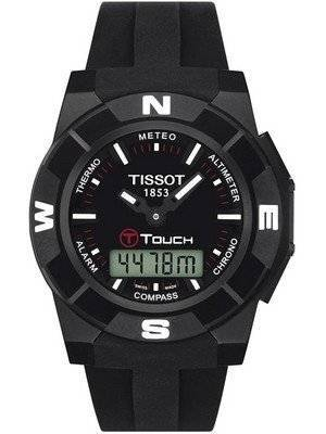 Tissot T Touch. Tissot T-Touch Expert Titanium