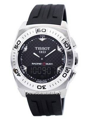 Tissot Racing T-Touch Chronograph T002.520.17.201.01 T0025201720101 Men's Watch
