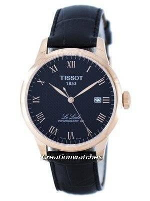 Tissot T-Classic Le Locle Powermatic 80 T006.407.36.053.00 T0064073605300 Men's Watch