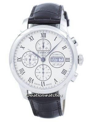 Tissot T-Classic Le Locle Valjoux Chronograph T006.414.16.263.00 T0064141626300 Men's Watch