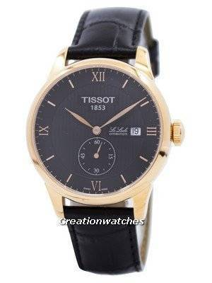 Tissot T-Classic Le Locle Automatic Petite Seconde T006.428.36.058.01 T0064283605801 Men's Watch