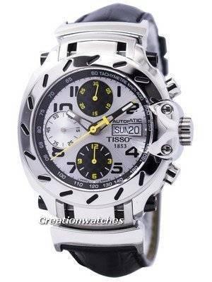 Tissot T-Race Automatic Chronograph T011.414.16.032.00 T0114141603200 Men's Watch