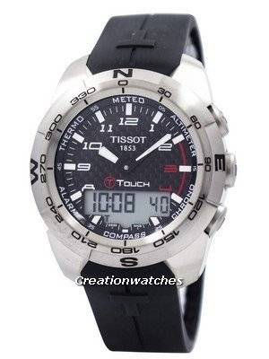 Tissot T-Touch Expert T013.420.47.202.00 T0134204720200 Men's Watch