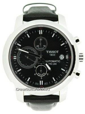 Tissot T-Sport PRC200 Automatic Chronograph T014.427.16.051.00 Mens Watch