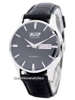 Tissot Heritage Visodate Automatic T019.430.16.051.01 T0194301605101 Men's Watch
