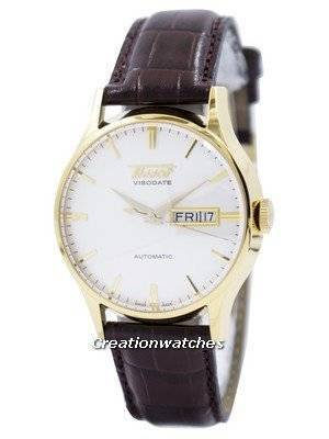Tissot Heritage Visodate Automatic T019.430.36.031.01 T0194303603101 Men's Watch