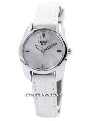 Tissot T-Wave Round Quartz T023.210.16.111.00 T0232101611100 Women's Watch