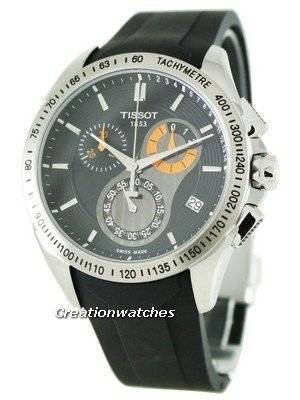 Tissot Veloci-T Chronograph T024.417.17.051.00 T0244171705100 Mens Watch