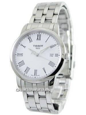 Tissot Classic Dream JUNGFRAUBAHN T033.410.11.013.10 T0334101101310 Men's Watch