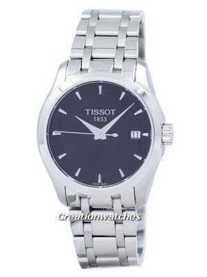 Tissot T-Classic T-Trend Couturier Lady Quartz T035.210.11.051.00 T0352101105100 Women's Watch