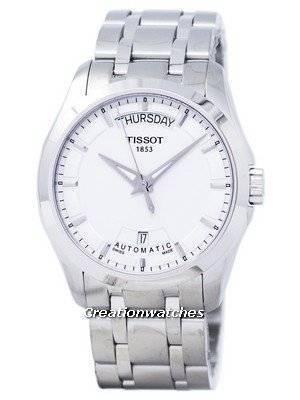 Tissot T-Classic Couturier Automatic T035.407.11.031.00 T0354071103100 Men's Watch
