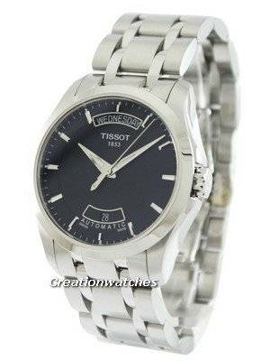Tissot Couturier Automatic T035.407.11.051.00 T0354071105100 Men's Watch