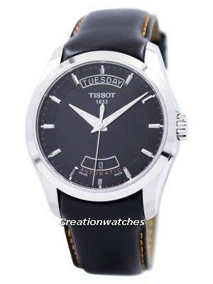 Tissot T-Trend Couturier Automatic T035.407.16.051.01 T0354071605101 Mens Watch