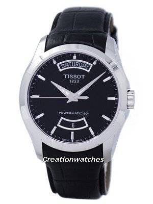 Tissot Couturier Powermatic 80 T035.407.16.051.02 T0354071605102 Men's Watch