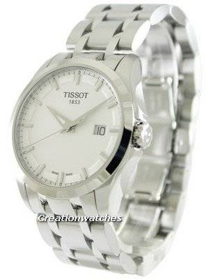 Tissot T-Trend Couturier Quartz T035.410.11.031.00 T0354101103100 Men's Watch