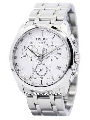 Tissot T-Trend Couturier Chronograph T035.617.11.031.00 T0356171103100 Men's Watch
