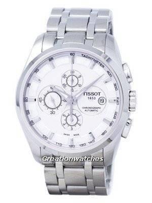 Tissot T-Classic Couturier Chronograph Automatic T035.627.11.031.00 T0356271103100 Men's Watch