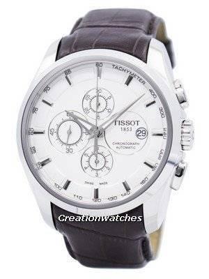 Tissot T-Trend Couturier Automatic T035.627.16.031.00 T0356271603100 Men's Watch