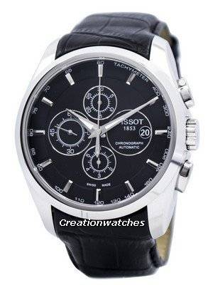 Tissot T-Trend Couturier Automatic T035.627.16.051.00 T0356271605100 Men's Watch