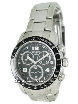 Tissot T039.417.11.057.00 T0394171105700 V8 T-Sports Chronograph Quartz Men's Watch
