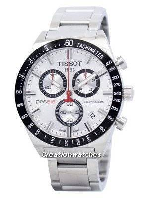 Tissot PRS 516 Chronograph T044.417.21.031.00 T0444172103100 Men's Watch