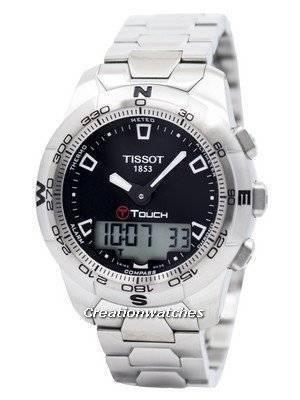 Tissot T-Touch II T047.420.11.051.00 T0474201105100 Men's Watch